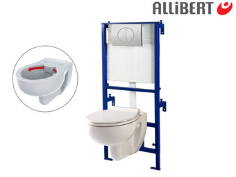 Allibert Hangtoilet Horizon