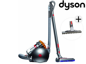 Dyson Big Ball 2 Allergy Stofzuiger + Parketborstel