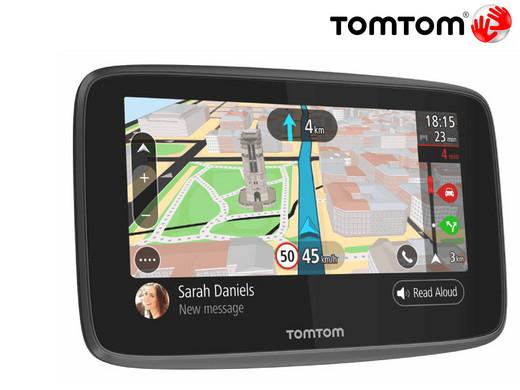 Dagaanbieding - TomTom GO 5200 World Navigatiesysteem dagelijkse koopjes