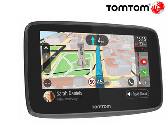 TomTom GO 5200 World Navigationssystem