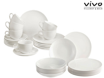 Vivo by Villeroy & Boch New Fresh Basic 30-teiliges Geschirrset