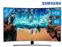 Samsung 55'' Curved 100Hz LED TV