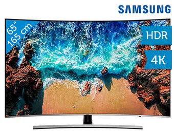 "Samsung 65"" 4K LED TV 