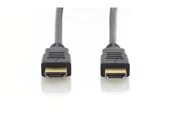 2x HDMI High Speed mit Ethernet Anschlusskabel