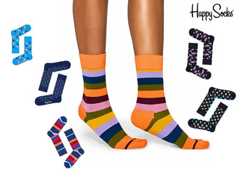 Happy Socks | 6-pack | 41-46