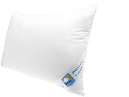 Vitality pur soft touch premium kussen 40x80 cm internets best