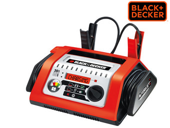 Black+Decker Acculader Auto