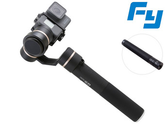 Feiyu Tech G5 3-assige Gimbal voor Action Cams + Verlengstuk