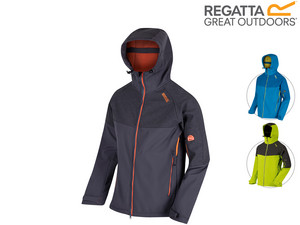 Softshell Regatta Hewitts III