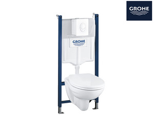 GROHE Solido Inbouwtoilet