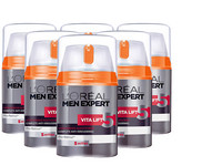 6x Men Expert Anti-Aging Gesichtscreme (50 ml)