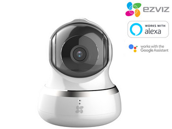 Ezviz C6B Indoor Wifi HD-Camera 360° | Plug & Go