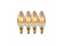 4x Lucide LED Lamp | 3 W | 115 Lm