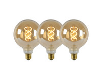 3x Lucide LED Lamp | G125 | 5 W