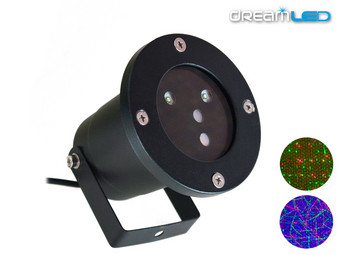 DreamLED Laser & Ledlamp