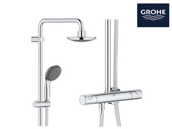 Grohe Vitalio Start Douchesysteem