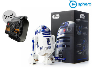 Robot R2D2 Sphero + Force Band