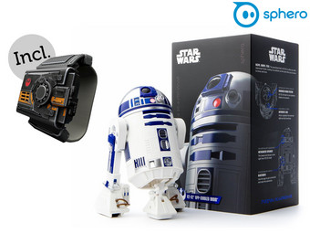 Sphero Bestuurbare R2-D2 Droid Incl. Force Band