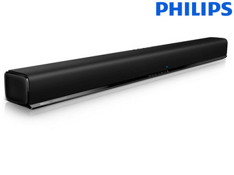 Philips Soundbar | Bluetooth | USB | HTL1190B/12