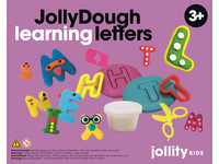 JollyDough Learning Letters