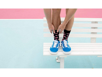 2x Happy Socks | Watermelon 41-46