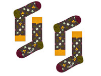 2x Happy Socks | Fall 41-46
