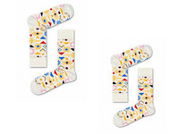 2x Happy Socks Sign | 41 - 46