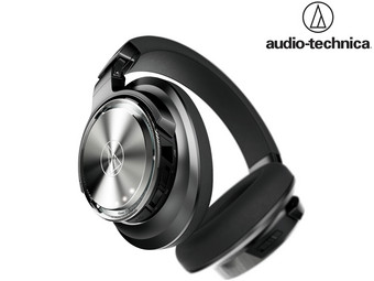 Audio Technica Hi Res Bluetooth Headphones | ATHDSR9BT