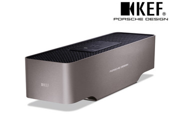KEF Gravity One Bluetooth-Lautsprecher | Porsche Design