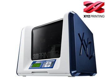 XYZPrinting Da Vinci Jr. 3-in-1 3D Printer