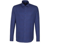 Herren-Hemd | Blau | Tailored
