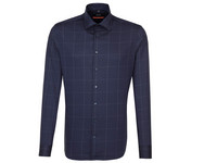Overhemd Dark Blue | Slim Fit