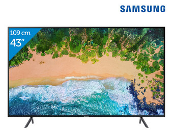 Samsung 43″ 4K Smart TV | Series 7 | UE43NU7120