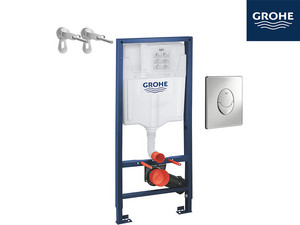 GROHE Installationssystem | 1,13 m Bauhöhe