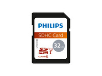 Philips SDHC | 32 GB | Klasse 10