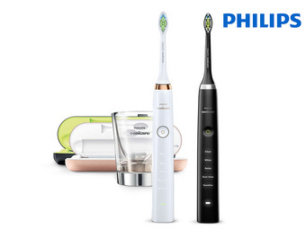 Philips Sonicare DiamondClean Dual Handle