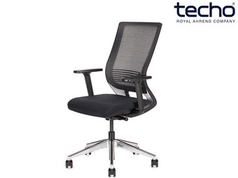 Techo Prime Bureaustoel | Dutch Design