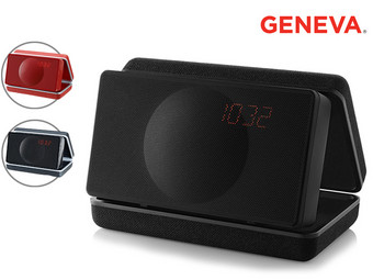 Geneva Model XS | FM-Wekkerradio / Bluetooth Speaker