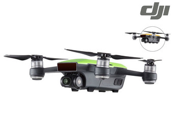 DJI Spark FHD-Drohne + Fly-More-Combo-Paket