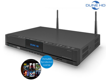 Dune HD Duo 4K | Sabre DAC | Z-Wave