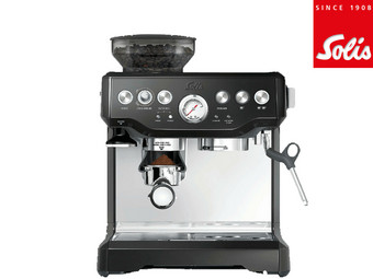 Solis Grind & Infuse Pro 115 Espresso-/ Theemachine