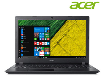 "Laptop Acer Aspire 15,6"" i3"