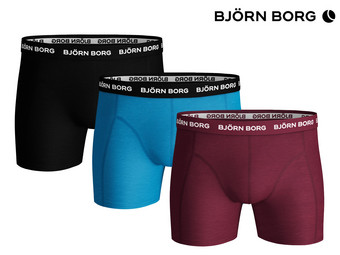 3x Boxershort Seasonal | Heren