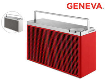 Geneva Lab Touring/M Hifi Bluetooth Speaker