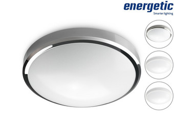 Energetic LED-Deckenleuchte | IP54