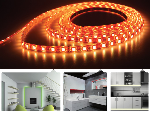 Best Led Verlichting Strip Action Gallery - Moderne huis 2018 ...