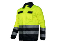 Lahti High Visibility Jas | Geel
