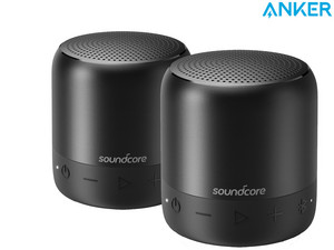 2x Anker Soundcore Mini 2