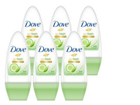6x Dove Go Fresh Deo-Roller | 50 ml