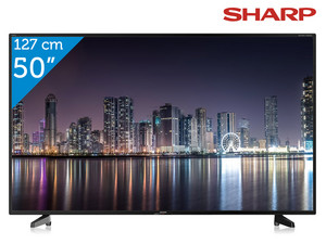 "Sharp 50"" 4K Ultra HD Smart TV"